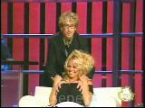 Pamela Anderson Programda Sovmen Gögüsleri Elliyor