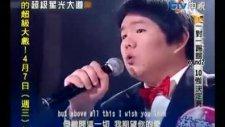 Tayvanlı Gençten Şaşırtan Performans