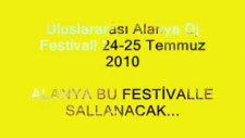 Ulsulararası Dj Festivali Alanya