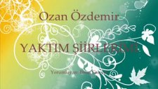 Ozan Özdemir - Yaktım Şiirlerimi