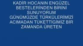 Kadir Hanbay - Esir Sevdam
