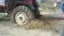 traktör çekişi