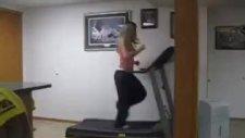 bu kız bu hızla olimpiyatlara katılır