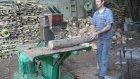 Odun Kırma Makinası