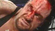 undertaker vs batista match