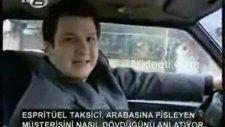 sahan gokbakar - taksici 'komik video'