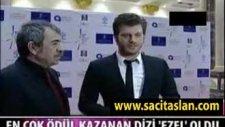 ''ezel'' İsmail Cem Ödüllerini Topladı..
