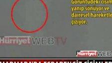 istanbul semaların da garip cisim