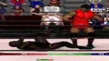 Mvp Vs Mark Henry Vs Great Khali [part1]