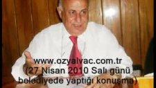 Tekin Bayram Ankara Gezisi Konuşma