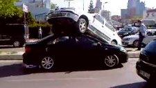 akıl almaz kaza