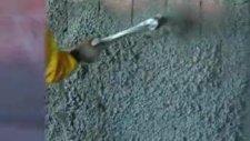 ase hsp pıston pump-plastering