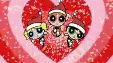 We Three Girls -Powerpuff Girls X'mas Clıp-