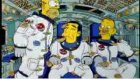 the simpsons - space chips