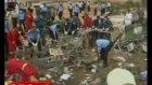 libya'da uçak düştü 105 ölü!