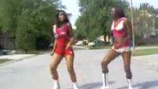 harika sokak dansı