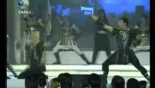 Beyaz Show - Anadolu Ateşi Dans Gösterisi Erkekler