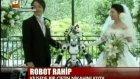 robot rahip nikah kıydı!