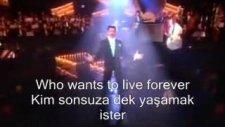 Qeen Who Want's To Live Forever Türkçe Altyazılı