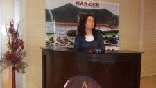 Kar-Der Kule Site'de Kahvaltı Verdi