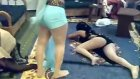 arap kızların tahrik dansı