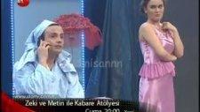 Zeki & Metin İle Kabare Atölyesi! - Yeni Yarışma