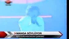 Manga-- -Eurovision Yarı Final