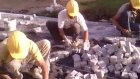 Granit Kup Taslarin Dizilişi