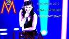Eurovision 2010 Birincisi Almanya-Lena Meyer-Landr