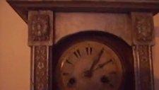 Osmanlı Duvar Saati  100 Yıllık Koleksiyonluk