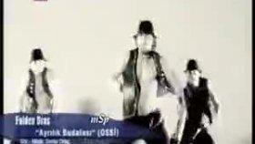 Fulden Uras-  Ayrılık Budalası Video Klip - 2010