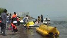 türkiye'nin en büyük gölü turizme hazır