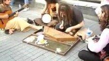 Sokak Sanatçıları - İstiklal Caddesi