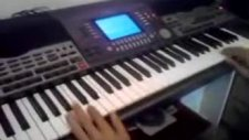 Piyanist Kadir - Yamaha Psr 9000 İsterim Seni