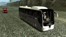 Hard Truck Haulin Otobüs Mod Man Mega Fortuna