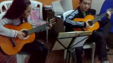 Kuruoğlu Müzik Evi Öğrencileri Akhisar