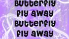 miley cyrus&billy ray cyrusbutterfly fly away