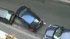'yok sığmaz' demeyin böyle park edin
