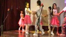 Deniz Etensel Dans Gösterisi