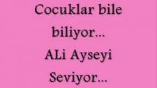 Ali Ayseyi Seviyor Ali Kınık
