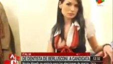 Berlusconinin Seksi Dişçisi Mecliste İşbaşı Yaptı