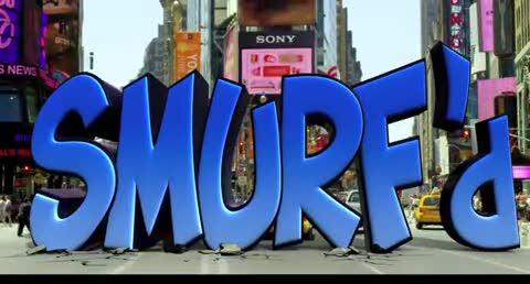 Şirinler - Şirinler 2 (Smurfs - Smurfs 2)