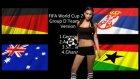 dünya kupası güzelleri - arjantin