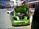 karışık modifiyeli arabalar