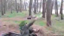 Şanssız Asker Sis Bombası