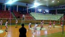 elazığ v.m.g lisesi voleybol gaziantep grup maçı