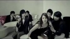 lee min ho & jessica gomes extreme 2x cass beer cf