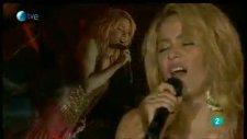 Shakira - Hips Don't Lie Rock İn Rio Madrid 2010