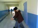Ferdi Ve Ümit Koridor.okul