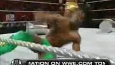ecw shelton benjamin vs kofi kingston 2008
